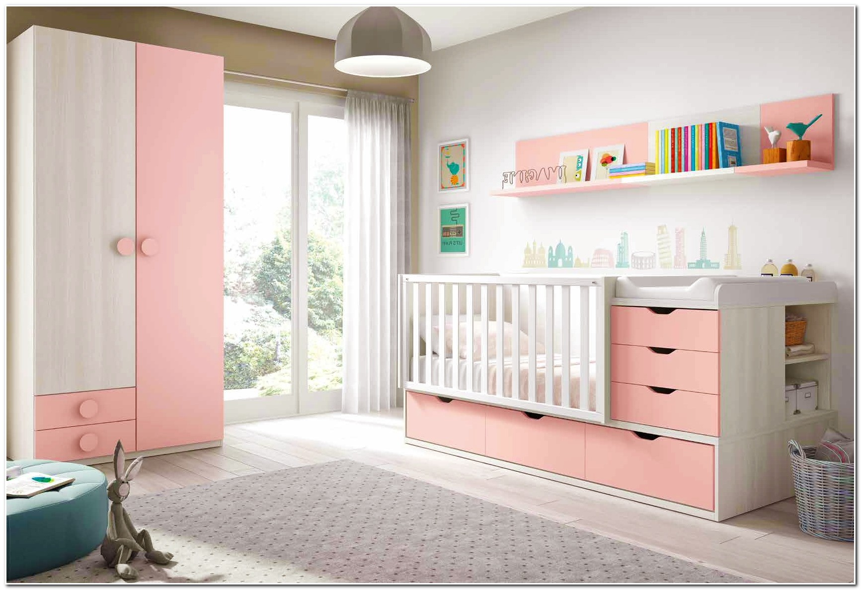 Meuble Chambre Bebe Fille