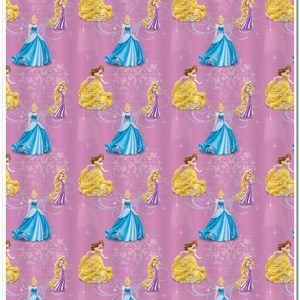 Rideaux Princesse Disney Carrefour