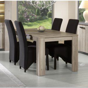 Table De Salle à Manger Design En Bois