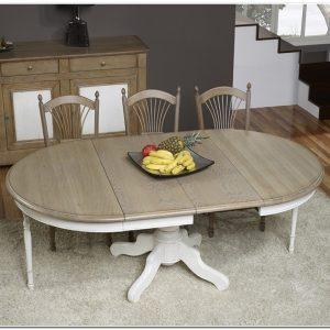Table De Salle A Manger Ronde Design