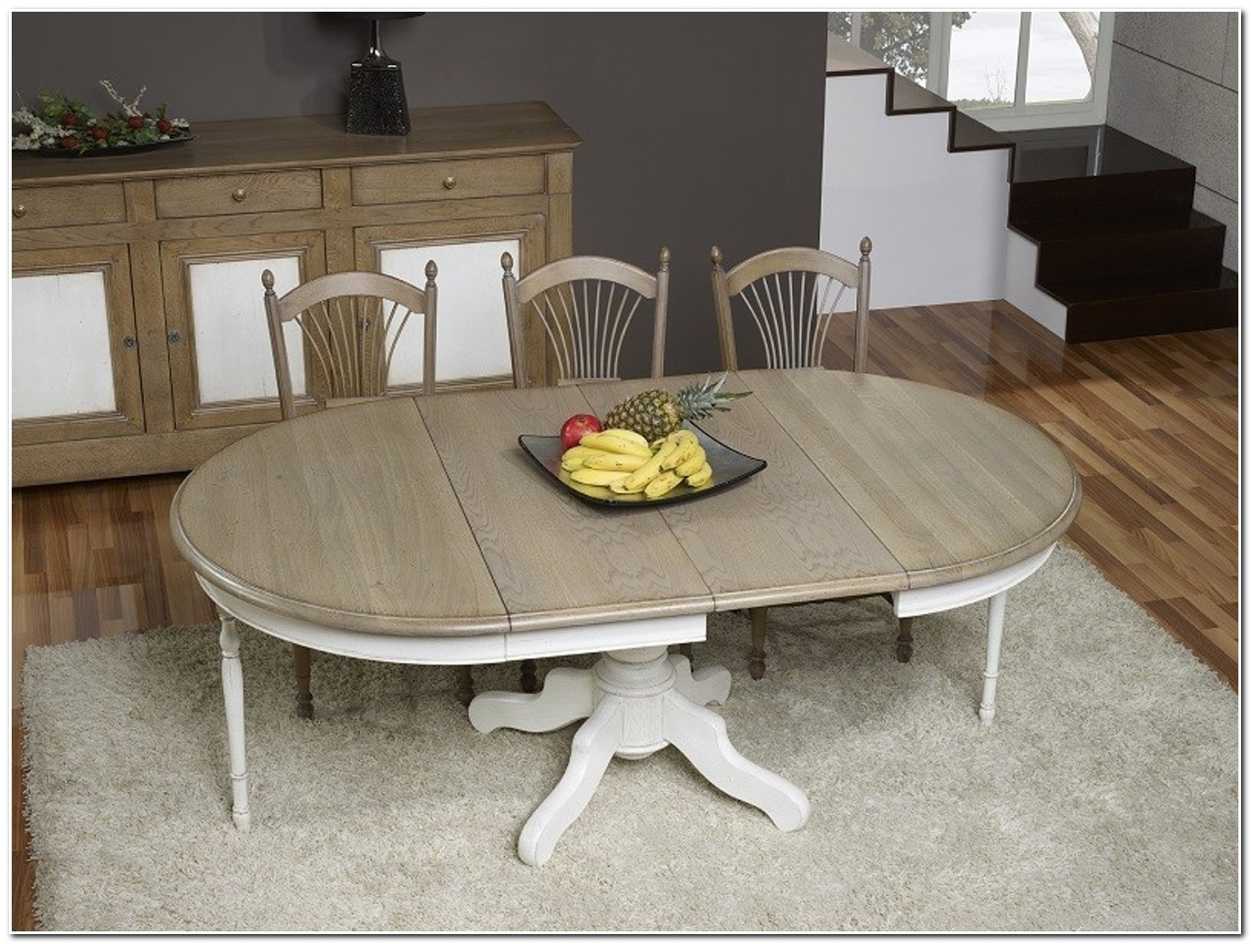 Table De Salle A Manger Ronde Design