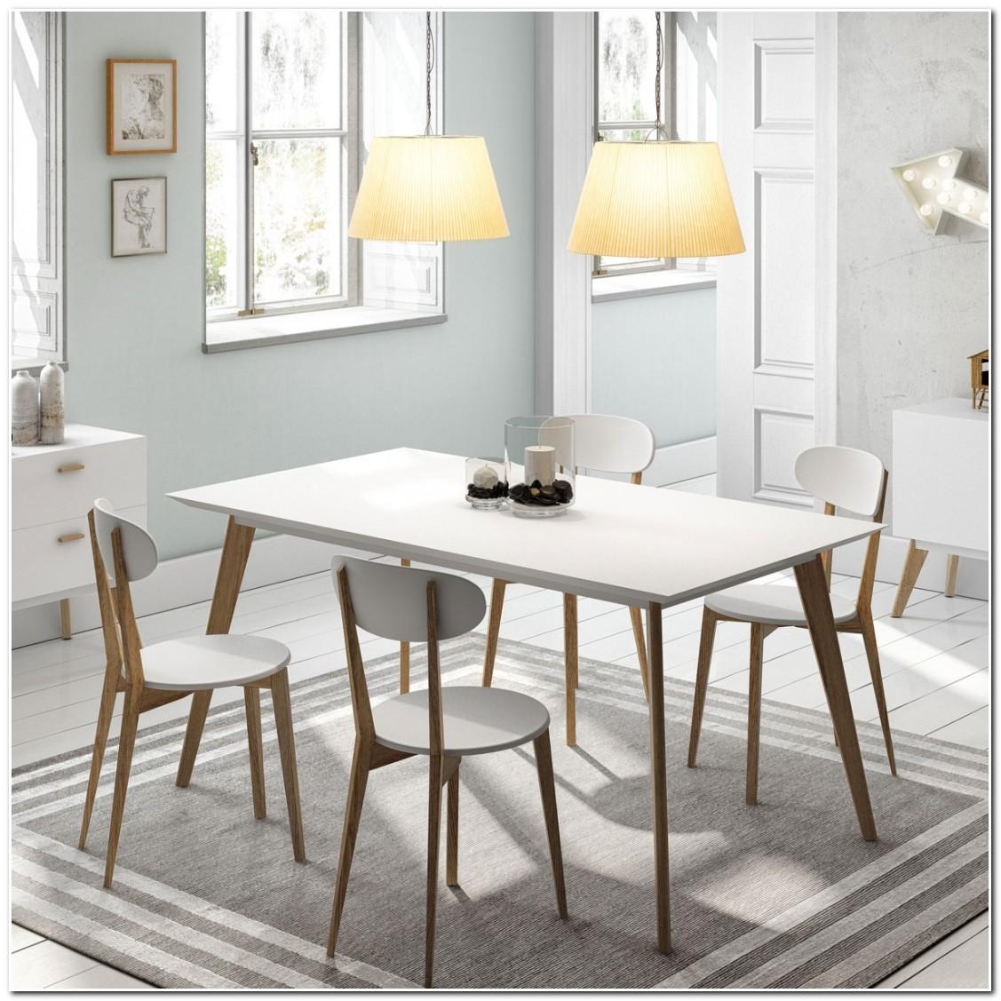 Table Salle à Manger Design Extensible