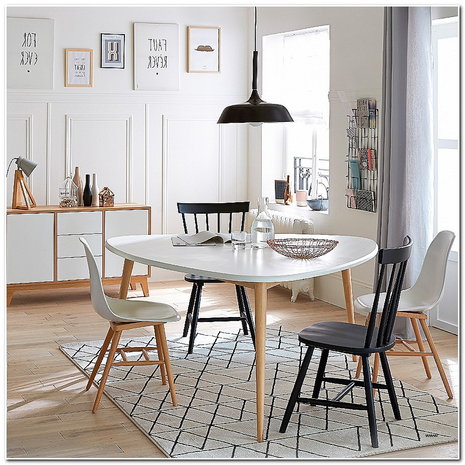 Table Salle A Manger Carree La Redoute