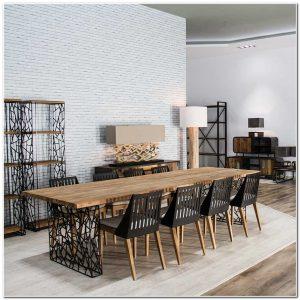 Table Salle A Manger Design Bois