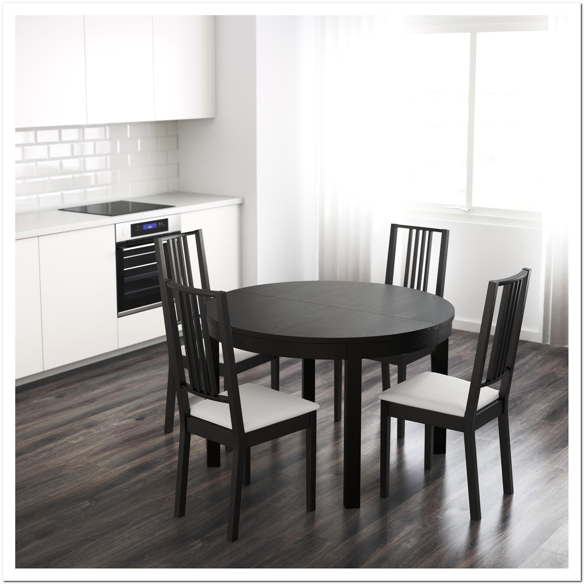 Table Salle A Manger Ikea Bjursta