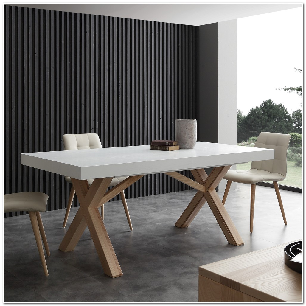 Table Salle A Manger Ovale Extensible
