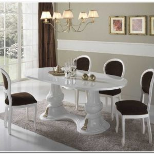 Table Salle A Manger Ovale Ikea