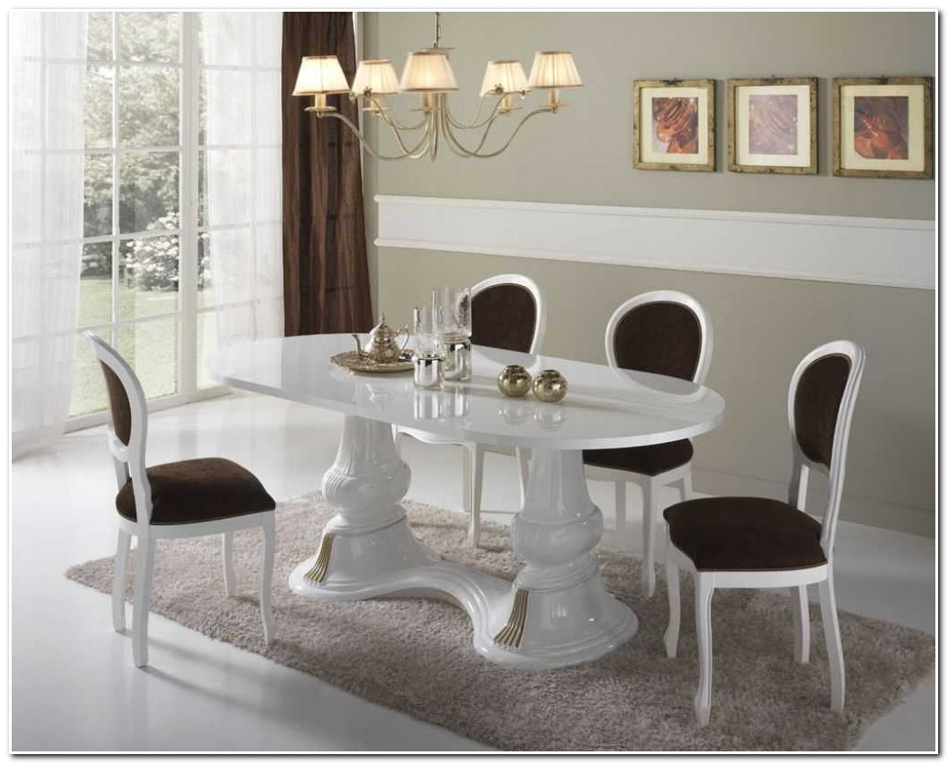 Table Salle A Manger Ovale Ikea