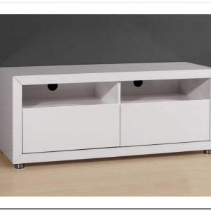 Meuble Bas Laque Blanc Ikea