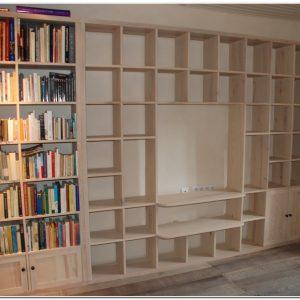 Meuble Bibliothèque Design Sur Mesure