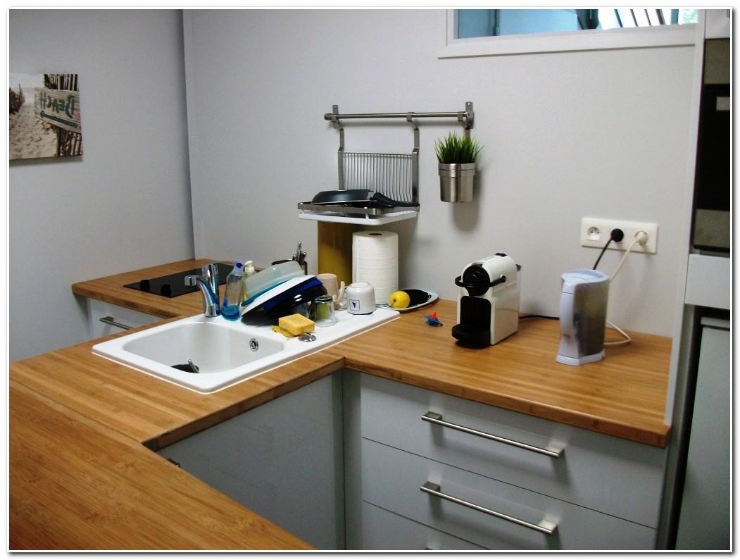 Meuble De Cuisine Avec Plan De Travail Ikea