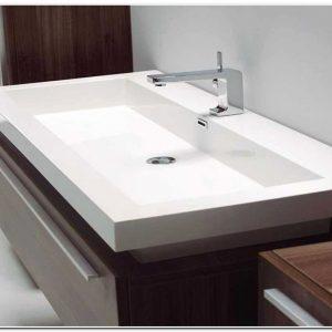 Meuble Salle De Bain 2 Vasques 110 Cm