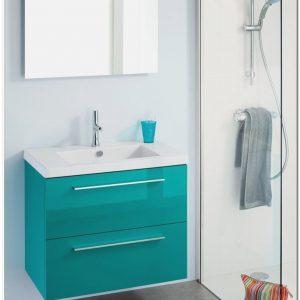 Meuble Salle De Bain Bleu Turquoise , Fabuleux Meuble Salle De Bain Bleu