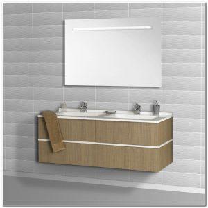 Meuble Salle De Bain Sans Vasque 60 Cm
