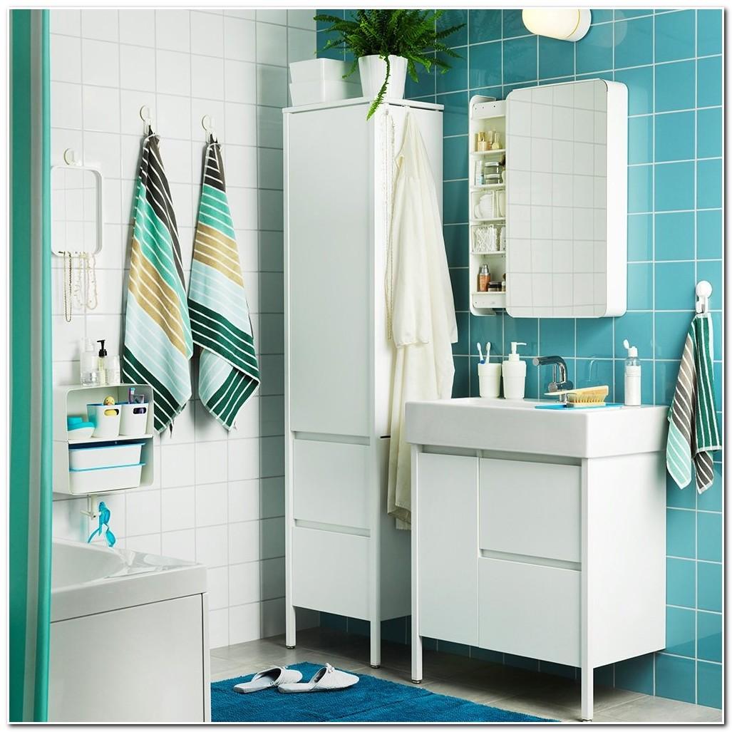 Meuble Salle De Bain Bleu Turquoise , Meuble Salle De Bain Ikea Avis