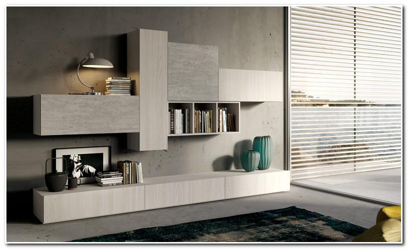 Meuble Salon Blanc Laqué Ikea