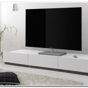 Meuble Tele Fly Blanc