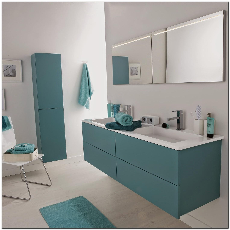 Petit Meuble Salle De Bain Turquoise