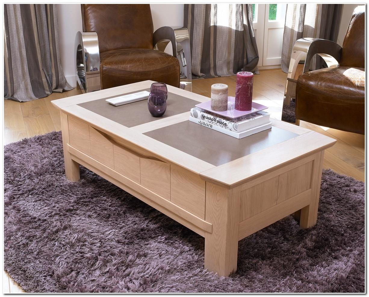 Table Basse Salon Monsieur Meuble