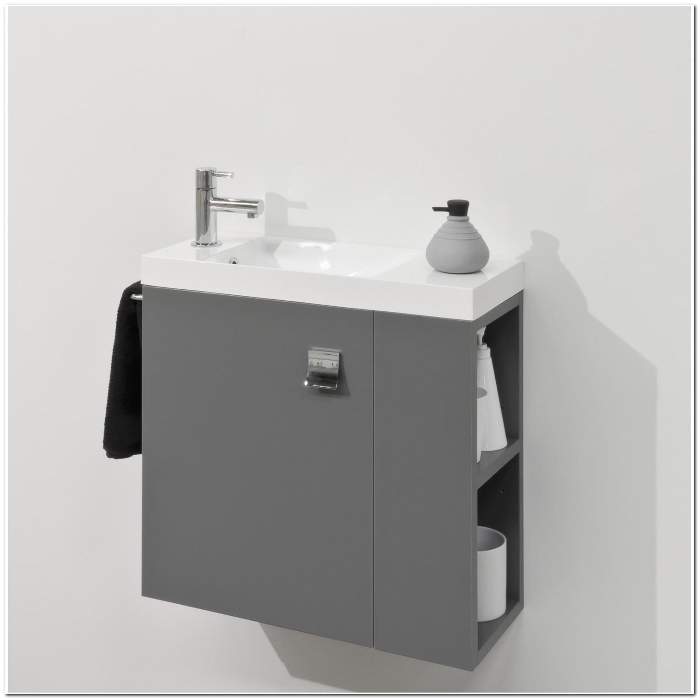 Lave Main Avec Meuble Sous Vasque