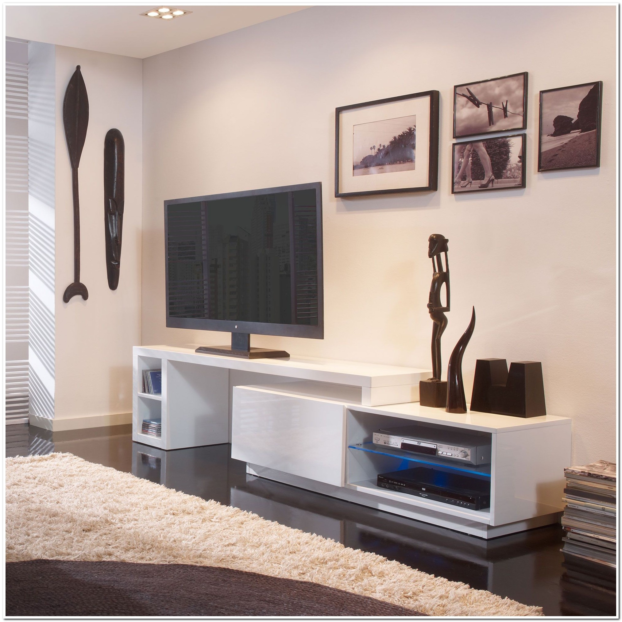Meuble Bas De Tele Design