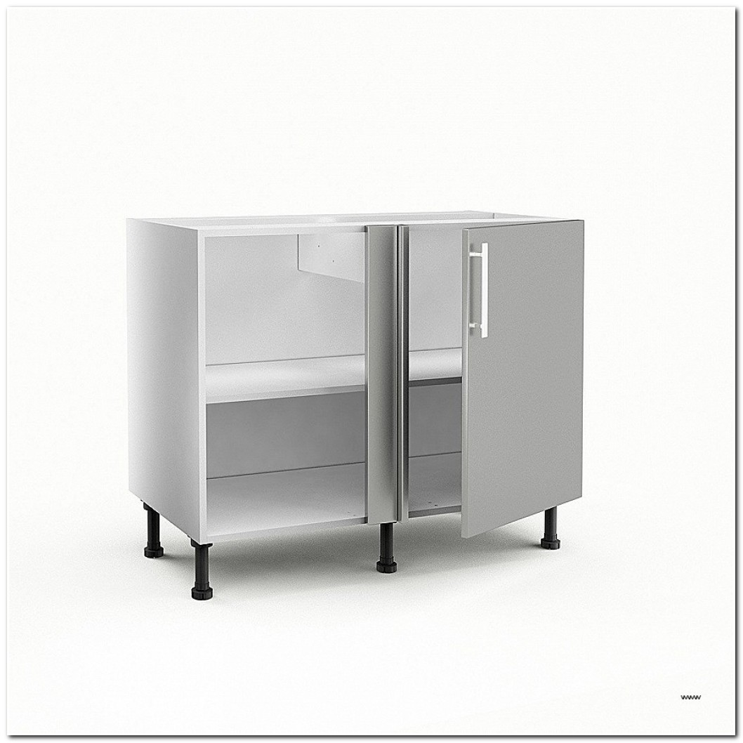 Meuble D'angle Blanc Laqué Ikea