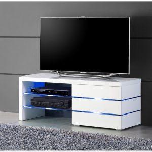 Meuble D'angle Blanc Tv