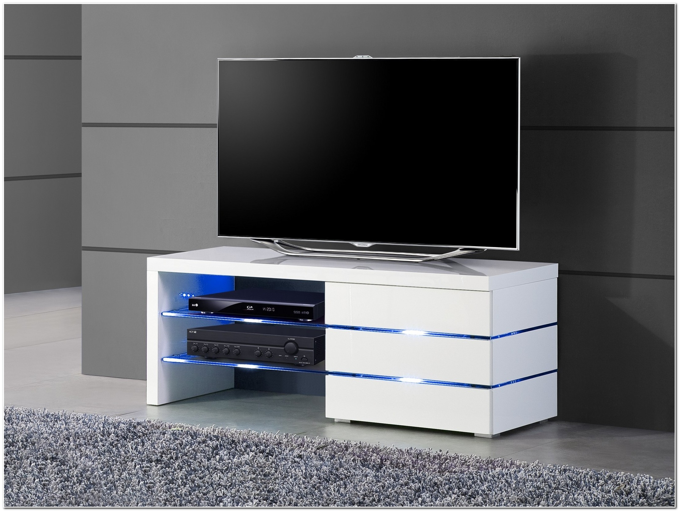 Meuble De Tele D'angle Design