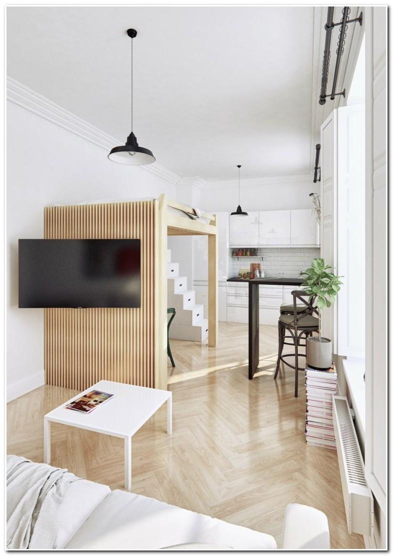 Meuble Gain De Place Pour Studio