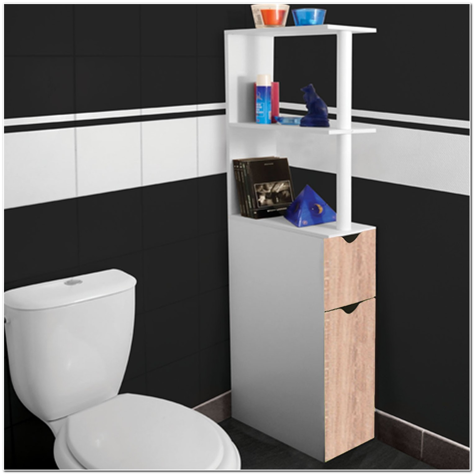 Meuble Gain De Place Wc