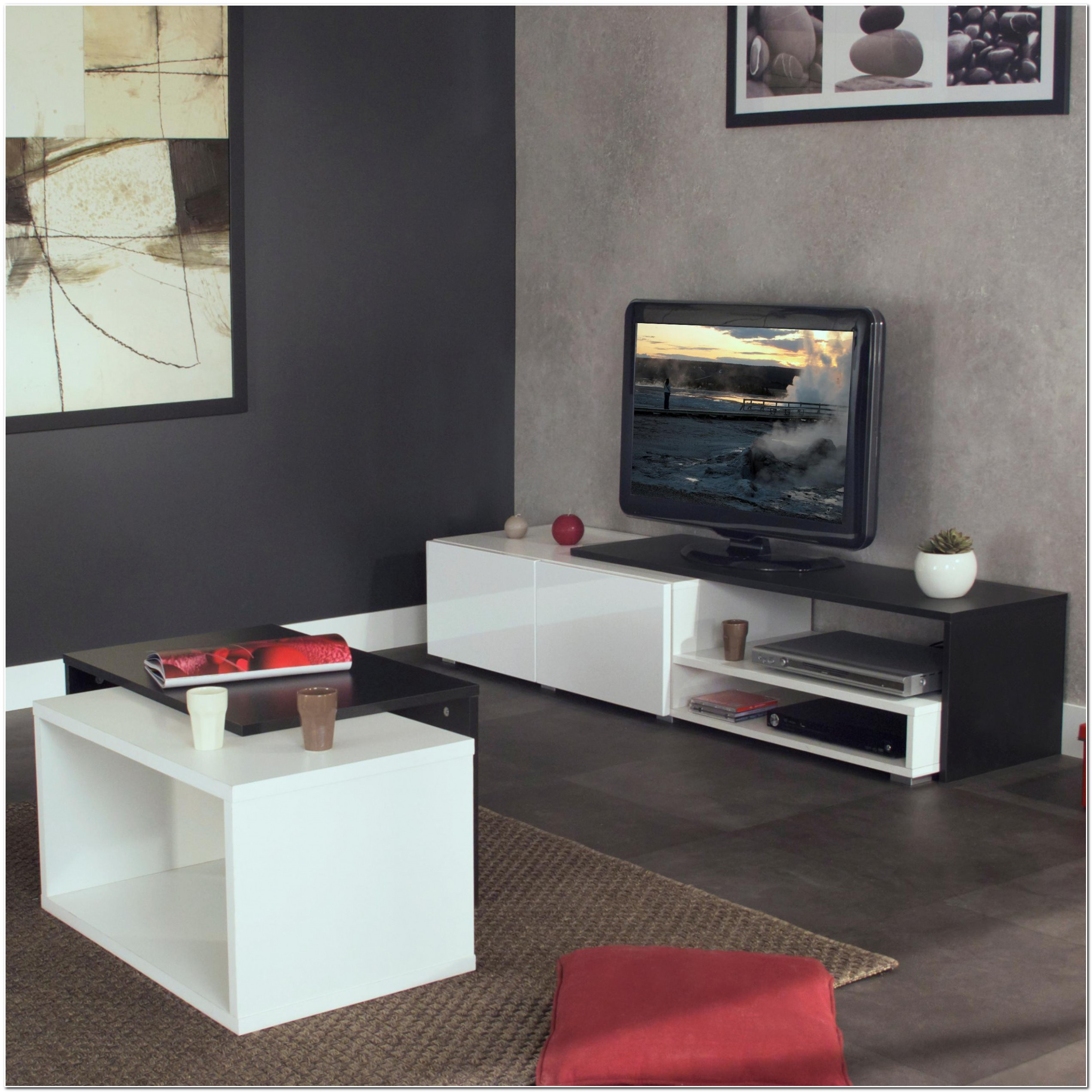 Meuble Hifi Design Italien
