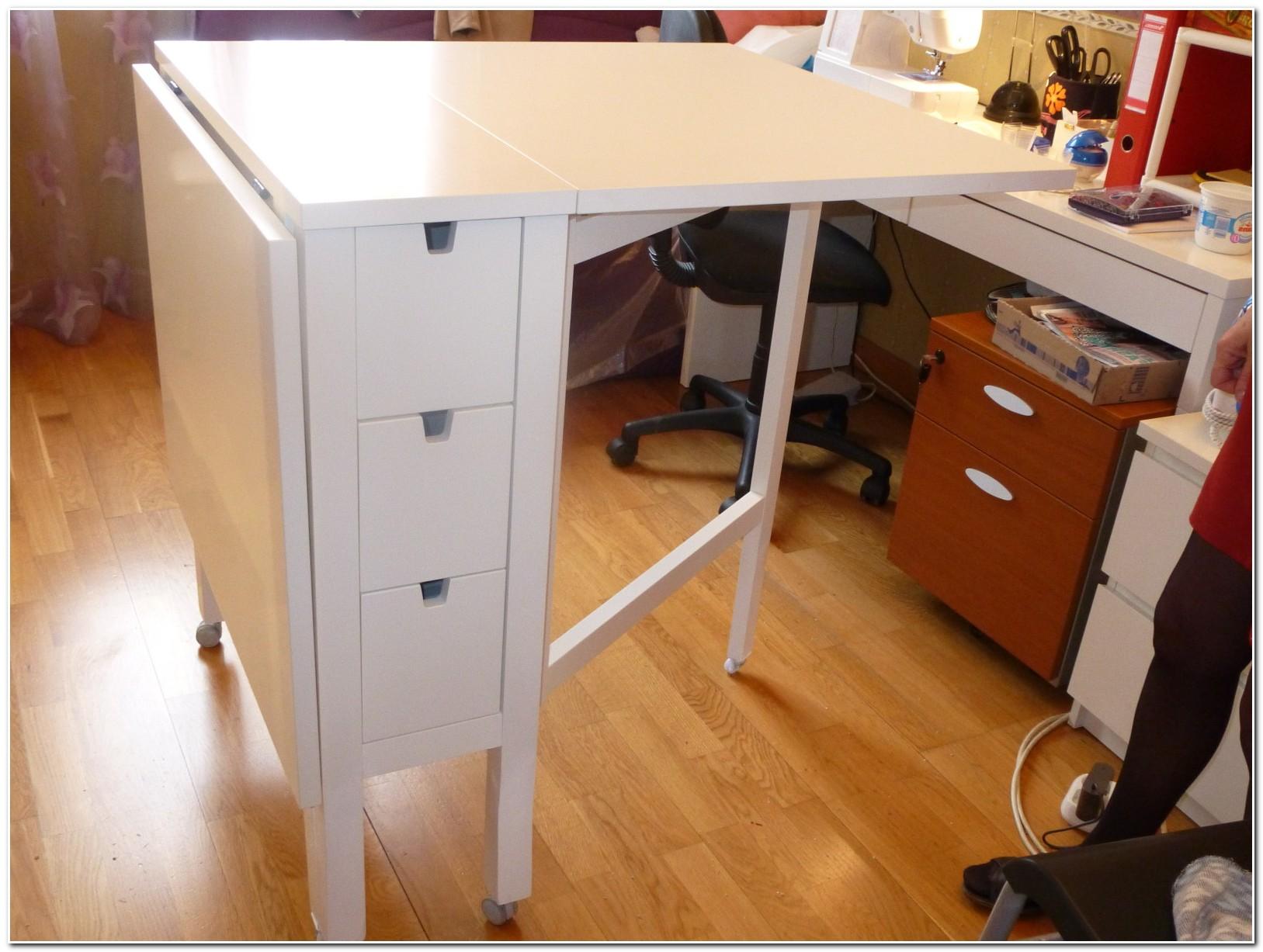 Meuble Pour Machine A Coudre Ikea