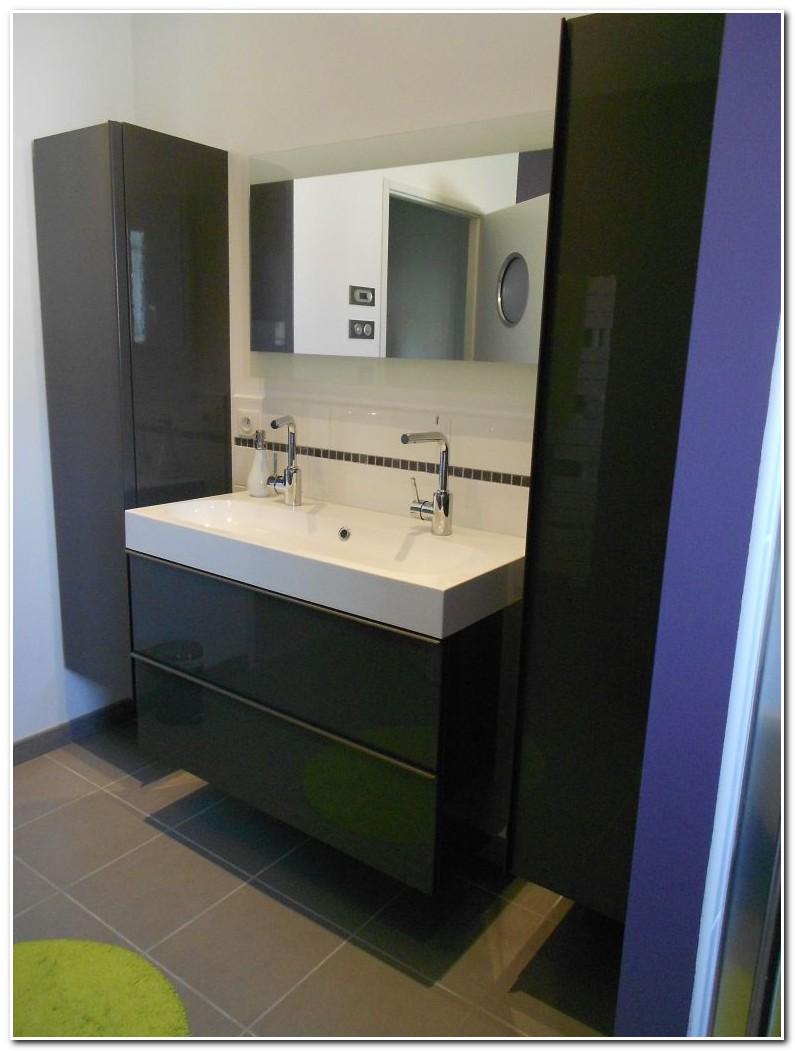 Meuble Salle De Bain Une Vasque Ikea