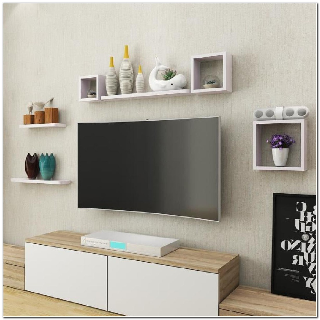 Meuble Tele De Coin Design