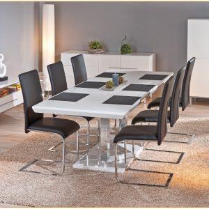 Table De Salle A Manger Extensible Design