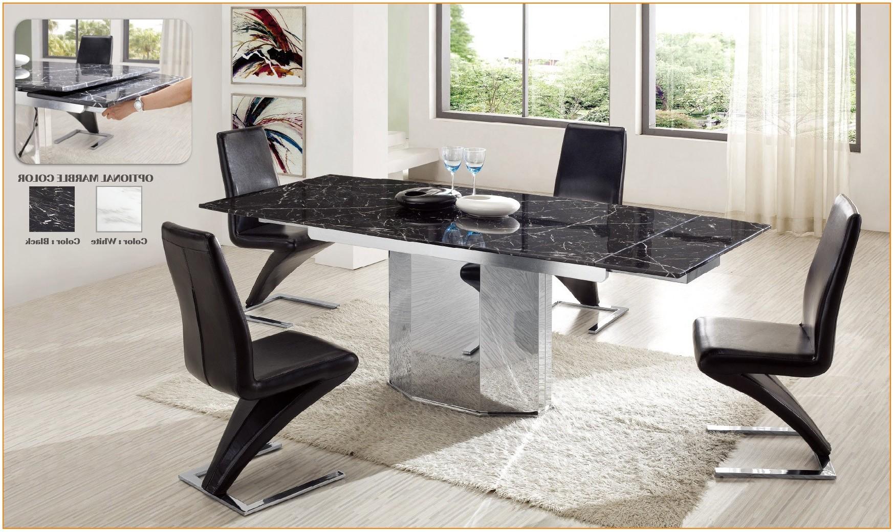 Table Salle à Manger Design Avec Rallonge