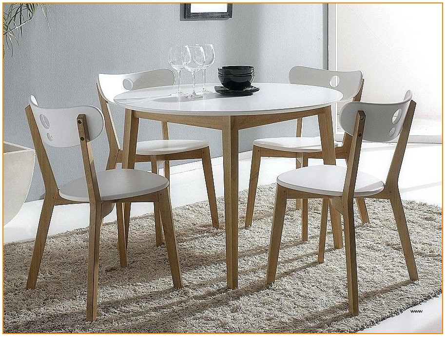 Table Salle A Manger Ronde Extensible Ikea
